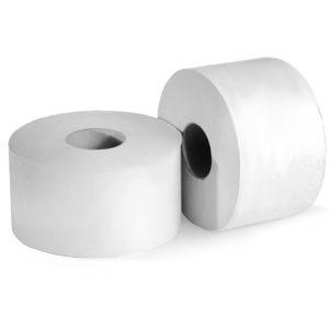 "Туалетная бумага ""Мягкоff Professional""светло-серая"