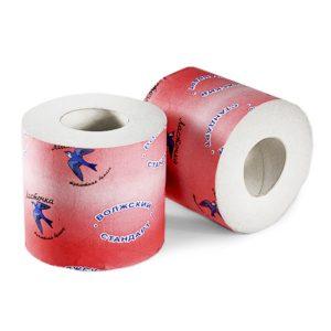 """Туалетная бумага """"Ласточка""""со втулкой"""