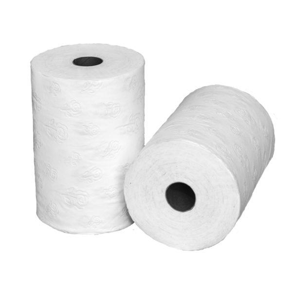 "Бумажные полотенца ""Мягкоff Professional""белые"