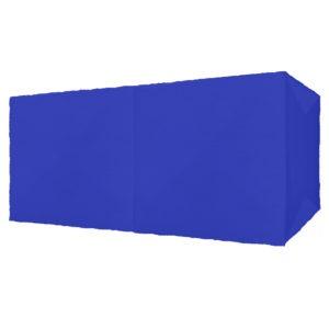 "Салфетки""Lista"" 1 слойинтенсив синие"