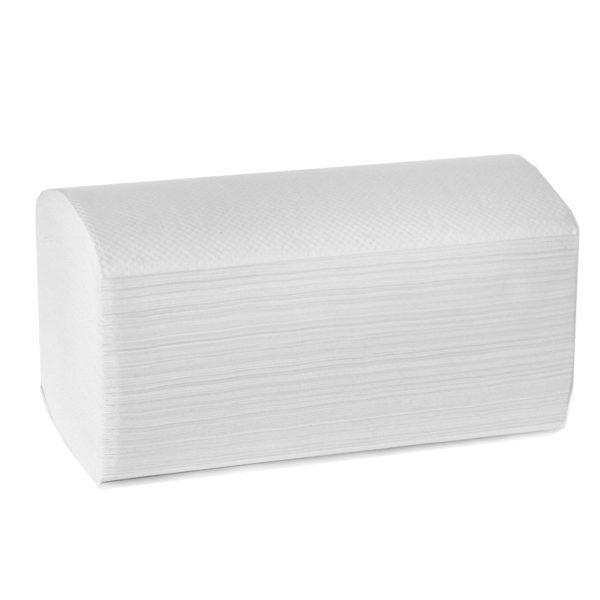Бумажные полотенца V-сложениебелые