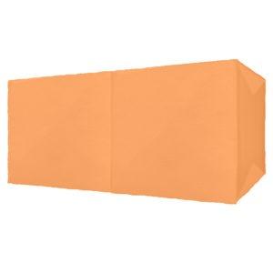 """Салфетки""""Lista"""" 1 слойинтенсив  оранжевые"""